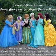 Enchanted Characters Inc.