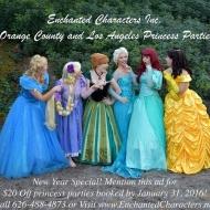 Enchanted Characters Inc.