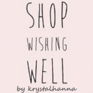 Shop Wishing Well by Krystal Hanna