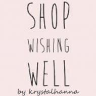 Shop Wishing Well by Krystal Hanna