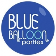 Blue Balloon Parties